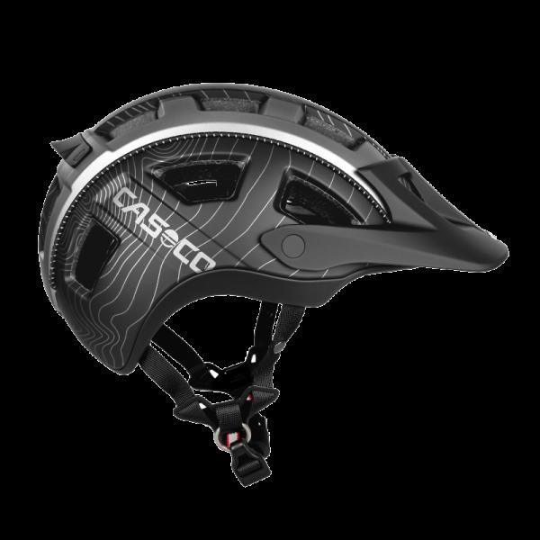 Велошлем Casco MTB.E black