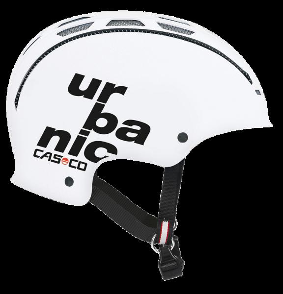 Велошлем Casco Urbanic white
