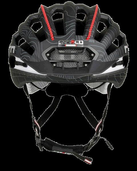 Велошлем Casco Full Air RCC black