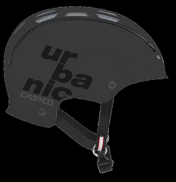 Велошлем Casco Urbanic black