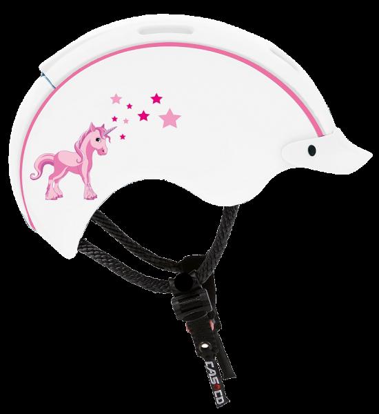 Велошлем Casco Mini Mini Unicorn
