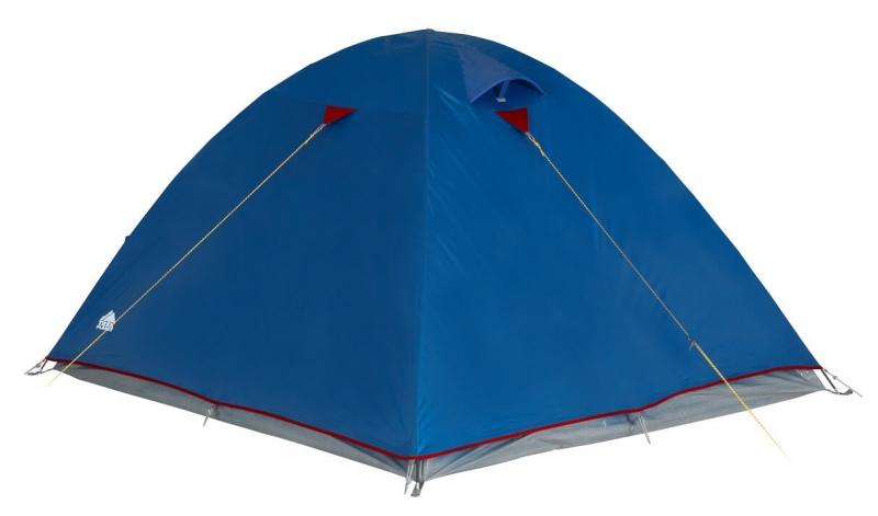 """Четырехместная палатка TREK PLANET """"Dallas 4"""""""