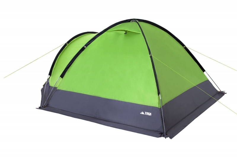 """Двухслойная четырёхместная палатка """"Zermat 4"""""""