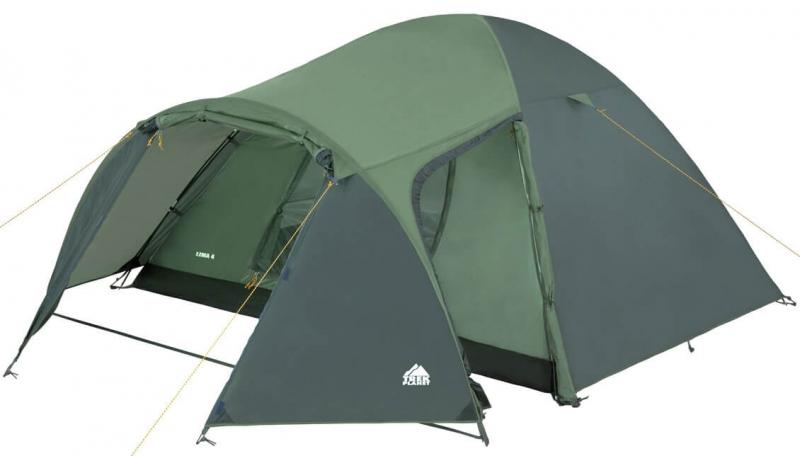 Палатка TREK PLANET Lima 4