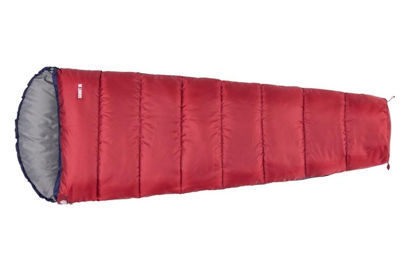 Спальный мешок для детей и подростков TREK PLANET Scout JR