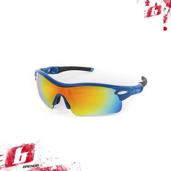 Солнцезащитные очки BRENDA мод. L002 C4 blue/black