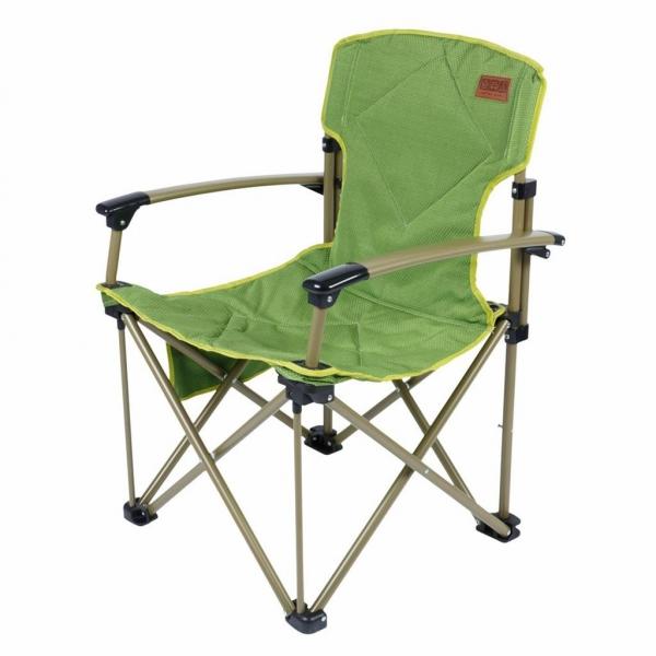 Кресло складное Camping World Dreamer Chair premium (green)