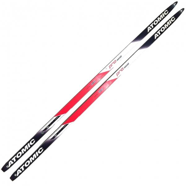 Беговые лыжи для конькового хода ATOMIC PRO COMBI 16/17 184 см.