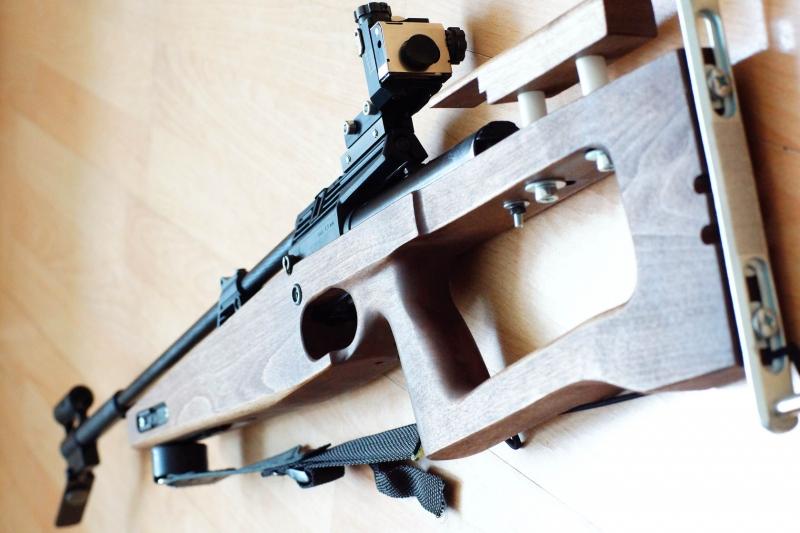 Винтовка пневматическая спортивная многозарядная «ЮНИОР-1Б», калибр 4,5 мм.
