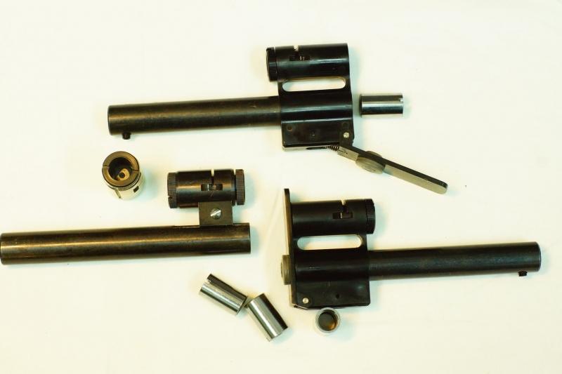 Комплект апгрейда с диоптрическим прицелом (полный комплект)