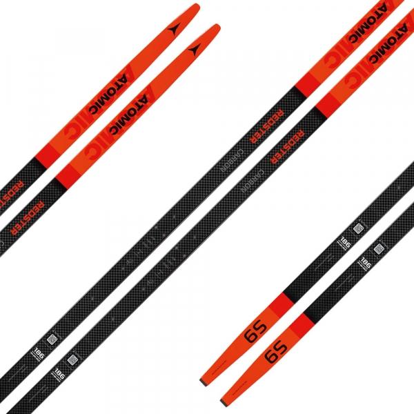 Беговые лыжи для конькового хода ATOMIC REDSTER S9 Carbon UNI soft