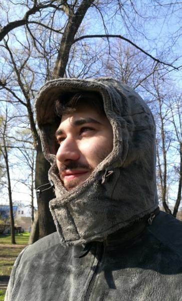 Куртка NORTH COAST LIGHT, от -5°С до +15°С