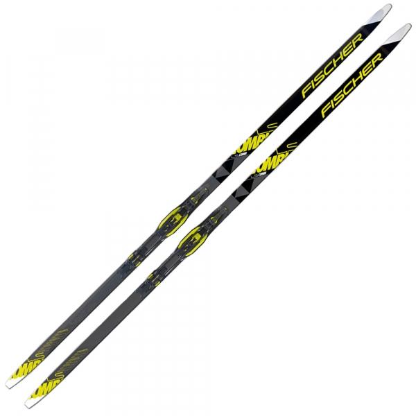 Беговые лыжи комбинированные FISCHER LS Combi Extra Stiff 17/18