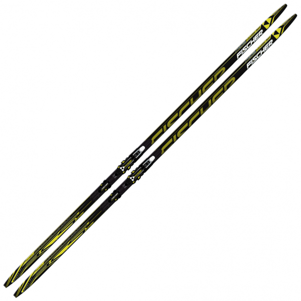 Беговые лыжи для классического хода FISCHER RCS CLASSIC PLUS NIS 13/14 SOFT