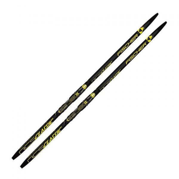 Беговые лыжи для классического хода FISCHER RCS CLASSIC PLUS NIS 15/16 STIFF