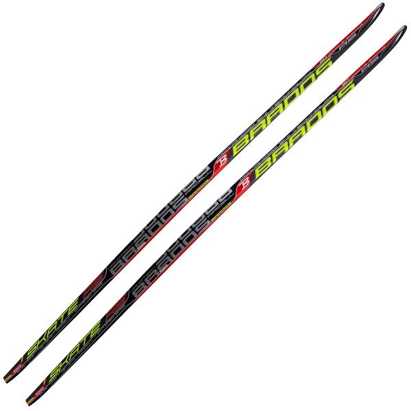 Беговые лыжи для конькового хода STC RS SKATE (соты P-TEX 2000)