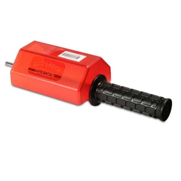 Рукоятка-ось для роторной щетки RED CREEK 102 140 mm. с защитным кожухом