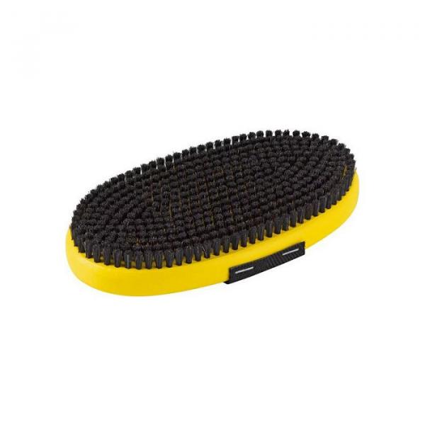 Щетка ручная TOKO из конского волоса, овальная