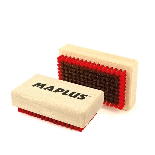 Щетка ручная Maplus из мягкой бронзы MT0103
