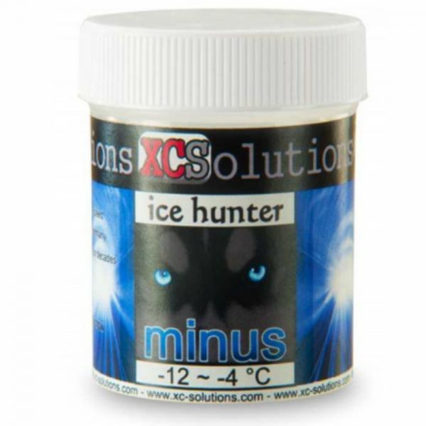 Порошок с высоким содержанием фтора XC-Solutions Icehunter MINUS - 18…-4 °С