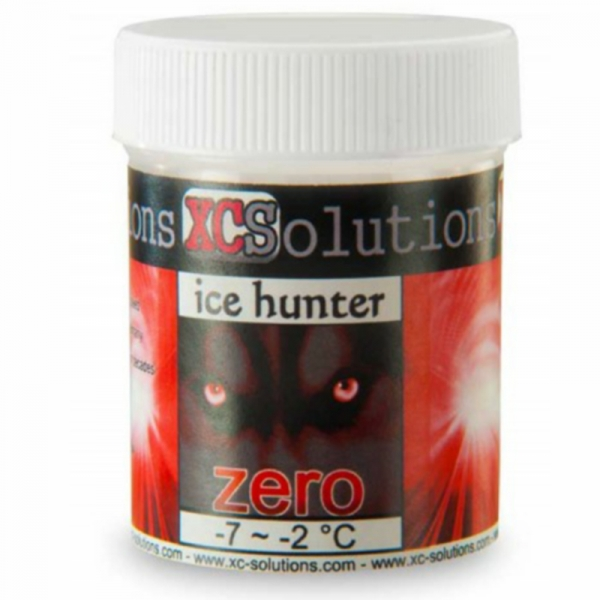 Порошок с высоким содержанием фтора XC-Solutions Icehunter ZERO -7… -2°С