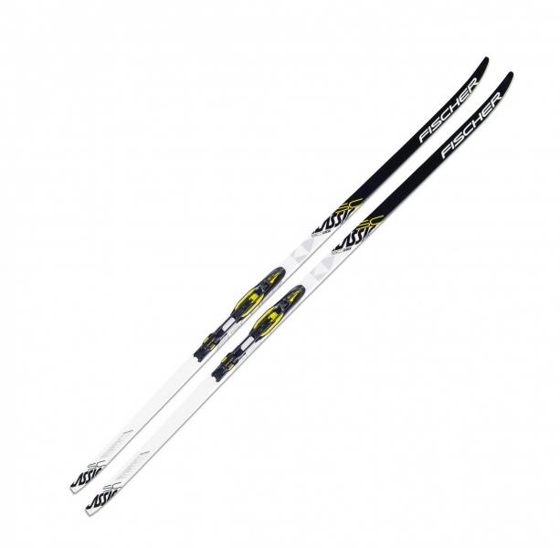 Беговые лыжи для классического хода FISCHER SC CLASSIC IFP 18/19