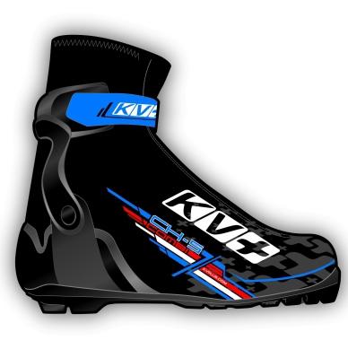 Ботинки лыжные для комбинированного хода KV+ Advanced Combi