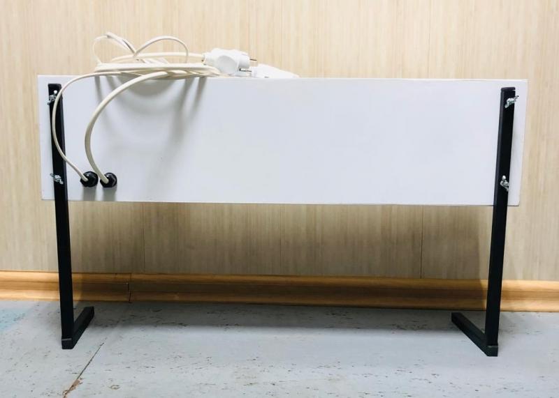 Биатлонная мишенная установка для стрельбы из пневматического оружия 30х15 электрическая