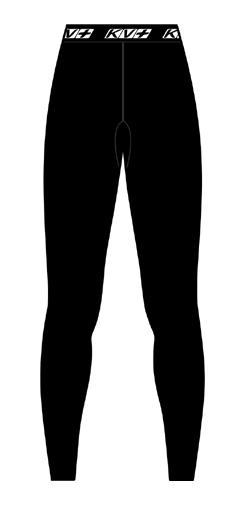 Женское шерстяное термобелье брюки KV+ Woman Wool 67 pants