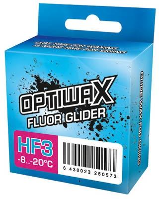 Парафин с высоким содержанием фтора Optiwax HF3 BLUE  -8°…-20°C