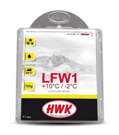 Парафин с содержанием фтора HWK LFW1 +10°…-2°C