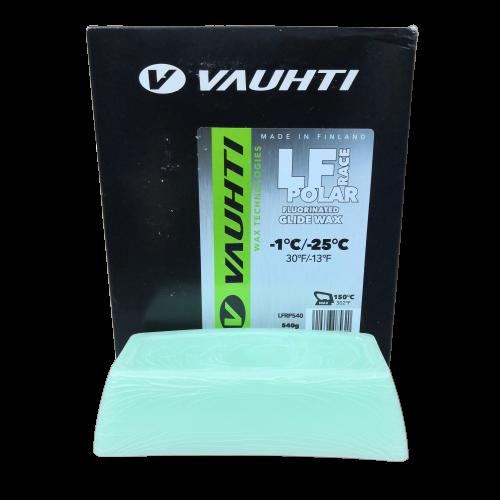 Парафин с содержанием фтора VAUHTI LF RACE POLAR -1°...-25°С