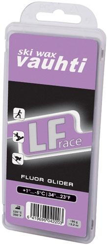 Парафин с содержанием фтора VAUHTI LF-RACE Mid фиолетовый +1°...-5°С