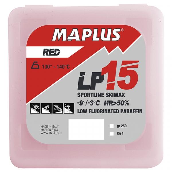 Парафин с содержанием фтора MAPLUS LP15 Red -3°…-9°C