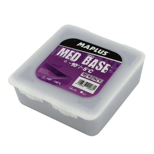 Парафин без содержания фтора MAPLUS MED BASE базовый  -5°…-10°C