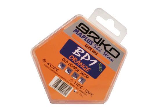 Парафин без содержания фтора MAPLUS BP1 Orange 0°…-4°C