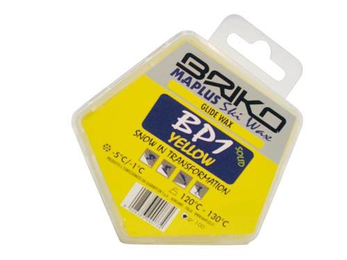 Парафин без содержания фтора MAPLUS BP1 Yellow -1°…-5°C