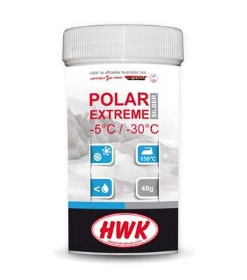 Порошок-отвердитель HWK Polar Extreme Silver -5°… -30°С