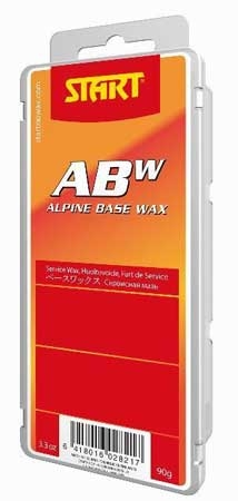 Парафин без содержания фтора START ABW ALPINE BASE WAX грунтовый