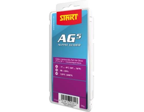 Парафин без содержания фтора START AG5 PURPLE фиолетовый -1°…-8°C
