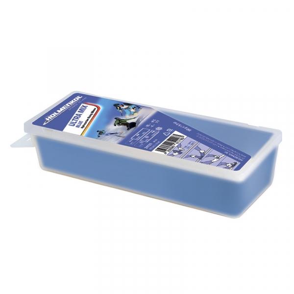 Парафин без содержания фтора HOLMENKOL ULTRAMIX Blue -8…-20 °С