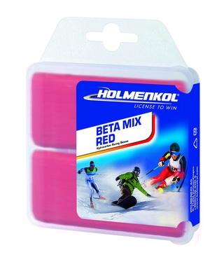 Парафин без содержания фтора HOLMENKOLMIX BETAMIX RED -4°…-14°C