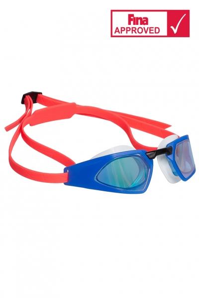 Стартовые очки Mad Wave X-BLADE Rainbowr