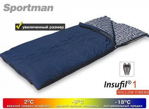 Спальный мешок World of Maverick SPORTMAN 5