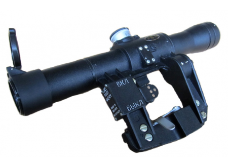 Оптический прицел ПОСП 4х24M