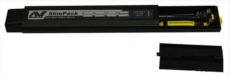 Бокс для батарей MINELAB E-Trac