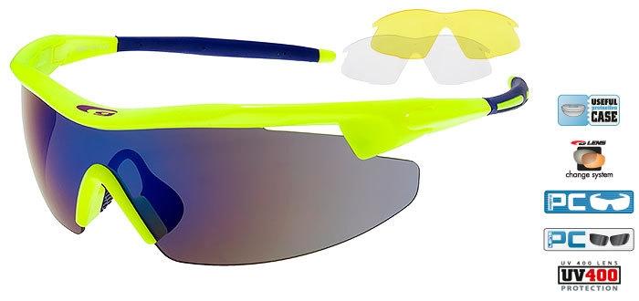 Очки Goggle Razor E690-2