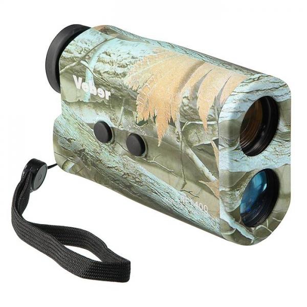 Дальномер лазерный Veber 8x30 LRF1400 camo, арт. 22373