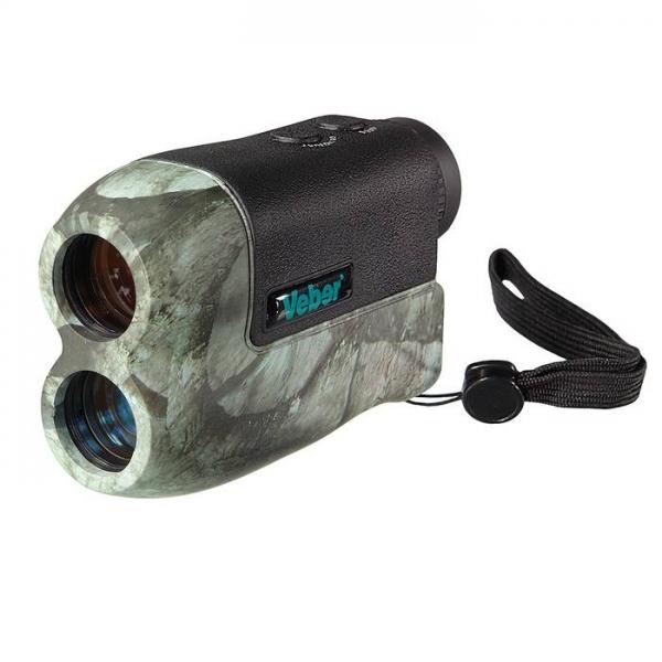 Дальномер лазерный Veber 6x25 LRF400 camo, арт. 22375
