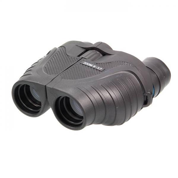 Бинокль Veber Ultra Sport БН 8-17x25 черный, арт. 22299